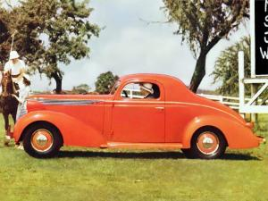 Studebaker President Coupe 1937 года