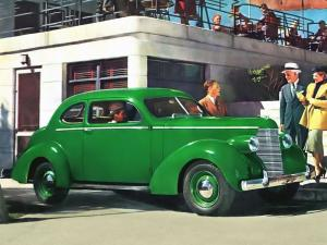 1938 Studebaker Six Club Sedan