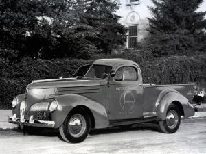 1939 Studebaker L5 Coupe-Express