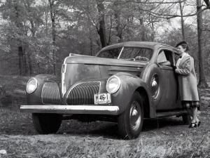 Studebaker President Club Sedan 1939 года