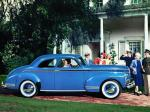 Studebaker Commander Custom Sedan Coupe 1941 года