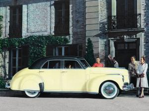 1941 Studebaker Commander Skyway Land Cruiser