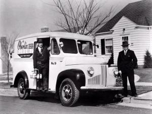 1941 Studebaker M-Series Milk Delivery Truck