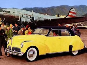 1941 Studebaker President Skyway Land Cruiser