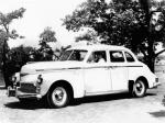 Studebaker Commander Custom Cruising Sedan 1942 года
