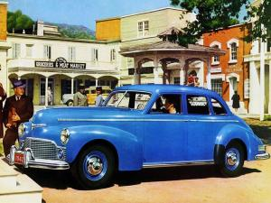 1942 Studebaker President Custom Cruising Sedan