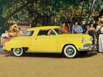 Studebaker Champion DeLuxe Starlight Coupe 1949 года