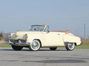 1949 Studebaker Champion Regal DeLuxe Convertible