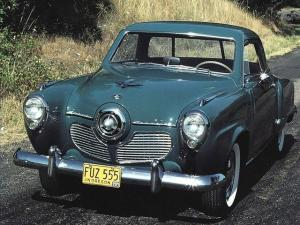 1951 Studebaker Commander State Starlight Coupe