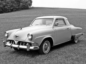Studebaker Champion Regal Starlight Coupe 1952 года