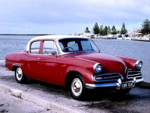 1953 Studebaker Land Cruiser