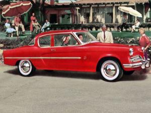 Studebaker Champion Regal 2-Door Sedan 1954 года