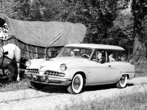 Studebaker Commander Regal Conestoga Station Wagon 1954 года