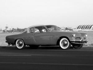 Studebaker Commander Regal Starlight Coupe 1954 года