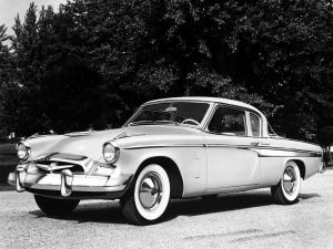 1955 Studebaker President State Coupe