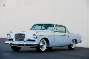 Studebaker Sky Hawk Coupe 1956 года