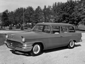 1957 Studebaker Champion Scotsman Station Wagon