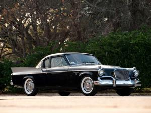 Studebaker Silver Hawk Coupe 1957 года
