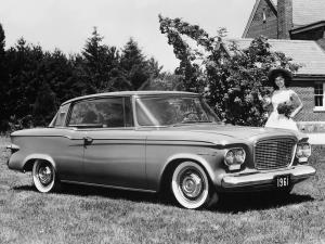 Studebaker Lark VI Regal Hardtop Coupe 1961 года