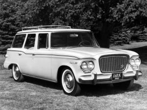 1961 Studebaker Lark VIII Regal Station Wagon