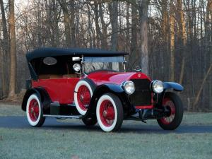 1920 Stutz Model H 80 HP Touring