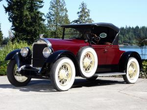 1923 Stutz Special Six Roadster