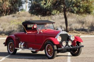 1925 Stutz 695 Roadster by Weymann