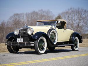1929 Stutz Model M 2/4-Passenger Speedster by LeBaron