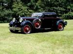 Stutz Model MA Supercharged Coupe by Lancefield 1930 года
