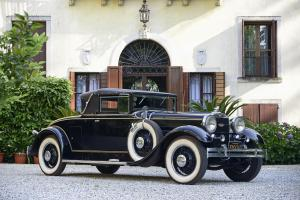 1930 Stutz Model MB Cabriolet by LeBaron