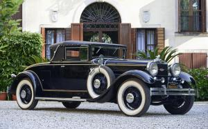 Stutz Model MB Cabriolet by LeBaron