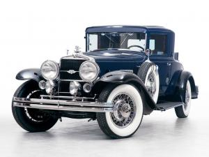 Stutz Model MA Coupe 1931 года