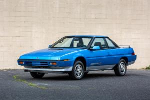 1985 Subaru XT 4WD Turbo