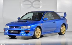Subaru Impreza 22B STi (GC8E2SD, 309 of 400) '1998