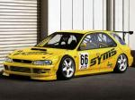Subaru Impreza Wagon JTCC SYMS Racing Team 1998 года
