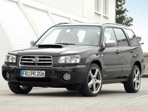 Subaru Forester by Rinspeed 2003 года