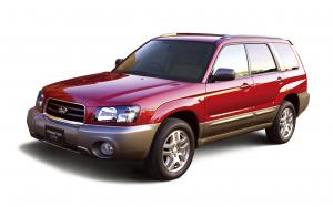 Subaru Forester XT L.L.Bean Edition 2004 года