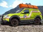 Subaru Forester Mountain Rescue Concept 2008 года