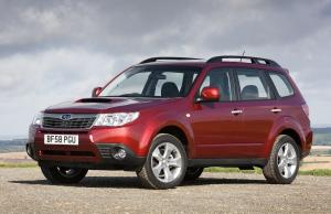 Subaru Forester Boxer Diesel 2.0D X 2009 года