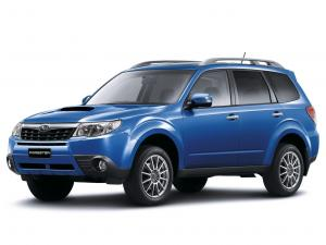 Subaru Forester S-Edition 2010 года