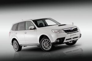 Subaru Forester S-Edition 2011 года