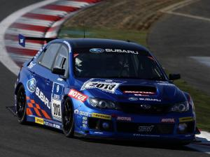 2011 Subaru Impreza WRX STi Race Car Sedan