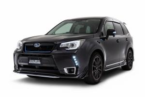 2012 Subaru Forester by DAMD