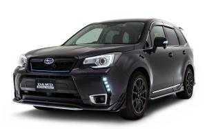 Subaru Forester by DAMD '2012