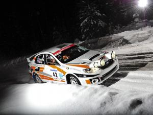 Subaru Impreza WRX STi Sedan Rally Car 2012 года