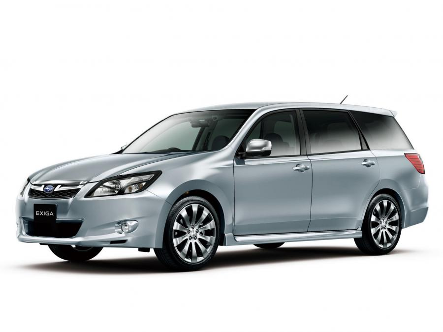 Subaru Exiga 2.5i EyeSight S Package '2013
