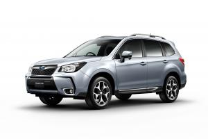 Subaru Forester 2.0 XT EyeSight 2013 года (JP)