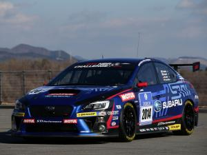 Subaru WRX STI Race Car 2014 года