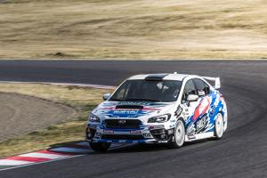 Subaru WRX STI Rally Car 2015 года