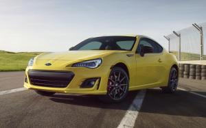 Subaru BRZ Series.Yellow 2016 года (NA)